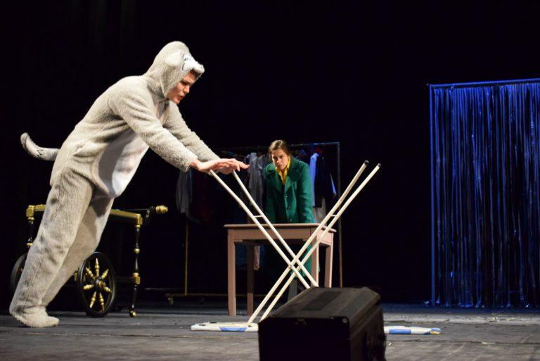 премиера иванка на три морета Драматичен театър - Габрово