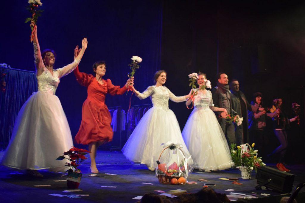 Драматичен театър - Габрово иванка на три морета премиера